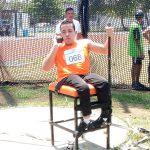 Integran 47 deportistas delegación de Veracruz Paralimpiada Nacional 2017