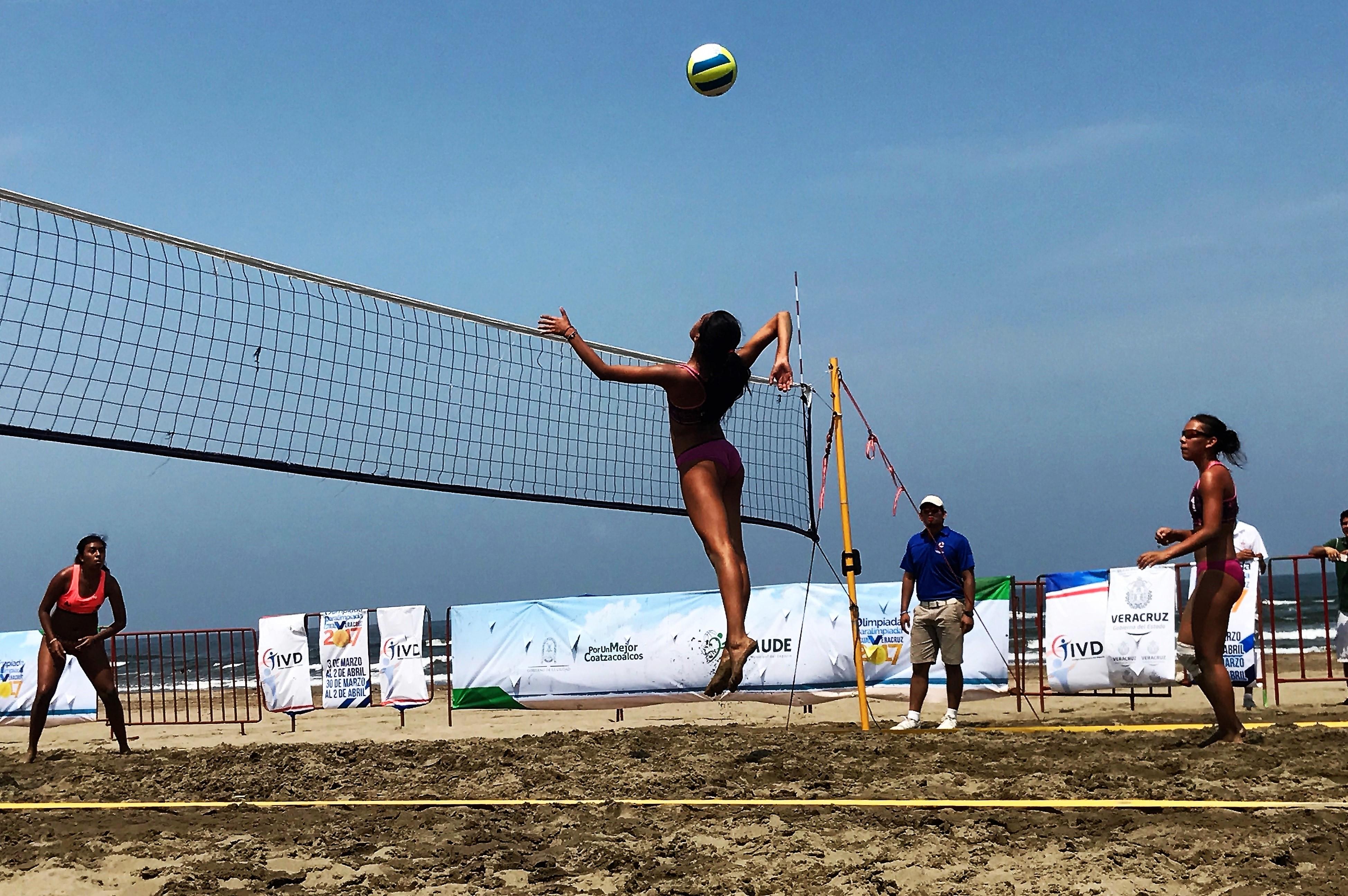 Confirman Boca del Río para fecha delTour Mexicano Voleibol de Playa