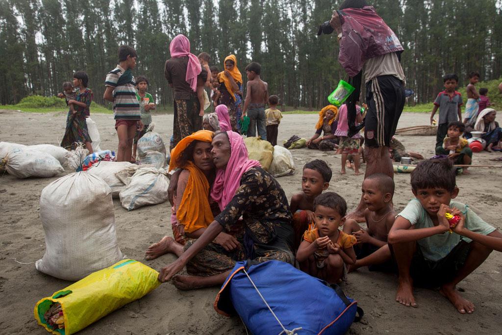 ACNUR y OMS incrementan medidas de protección para refugiados rohingya en Bangladesh