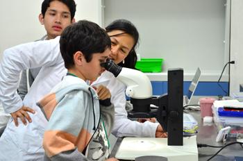 Semillero de Premios Nobel espacio para niños y jóvenes con interés en la ciencia