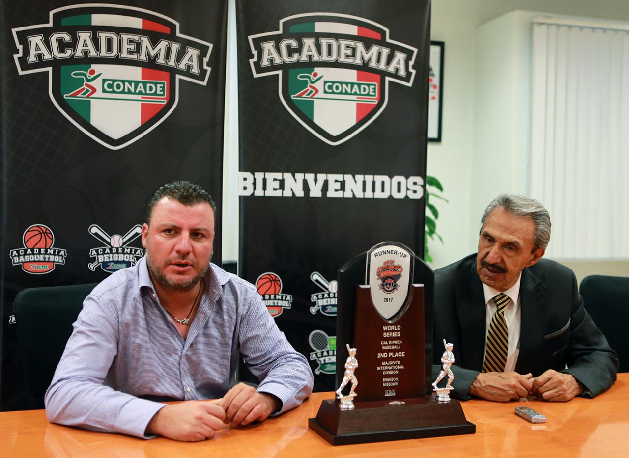 México subcampeón de la Serie Mundial Cal Ripken de Béisbol