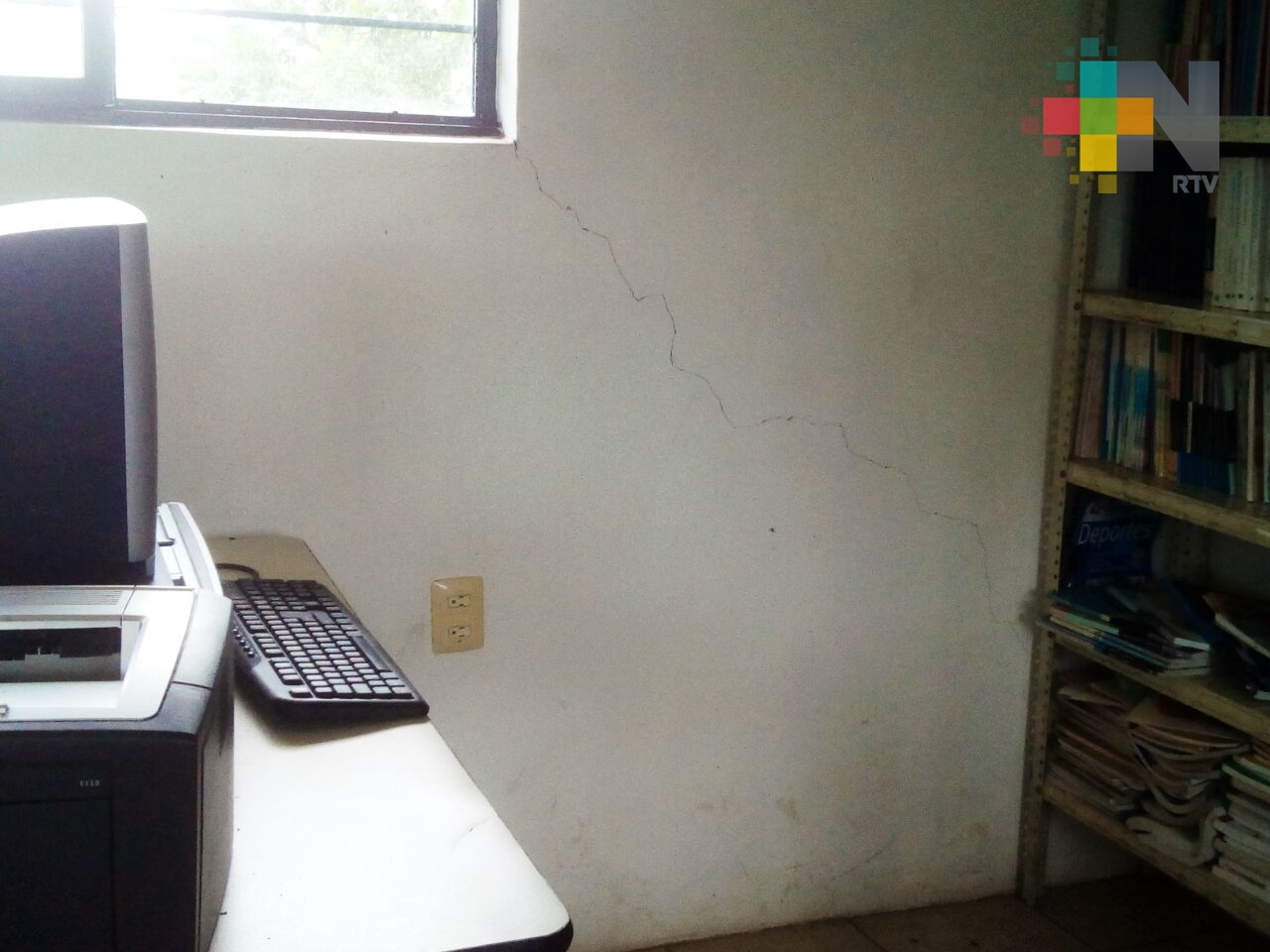 En Martínez de la Torre reportan al menos 30 escuelas afectadas por sismo