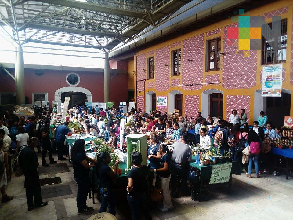 Unidad de Artes de la UV  sede de ExpoSustenta 2017 en Xalapa