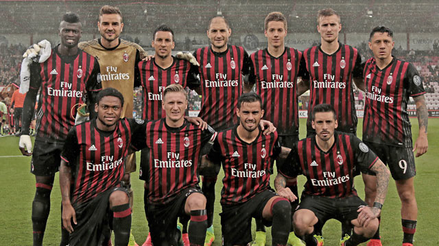 AC Milan y Arsenal inician camino en la consolación de Liga Europea