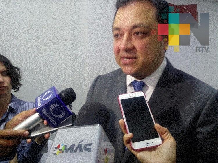 Xalapa con recursos para la creación de policía municipal: Alcalde