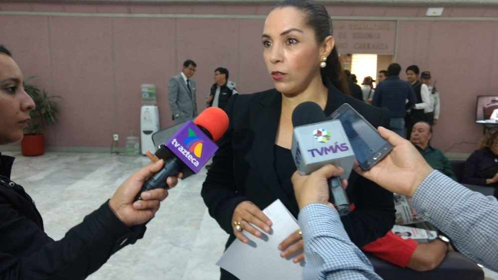 Fiscal anticorrupción debe ser apartidista, insiste Cinthia Lobato