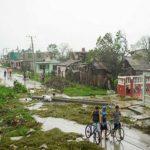 Causa huracán Irma 10 muertos a su paso por Cuba