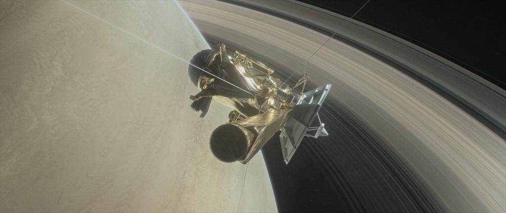 Inicia conteo regresivo para final de la misión Cassini en Saturno