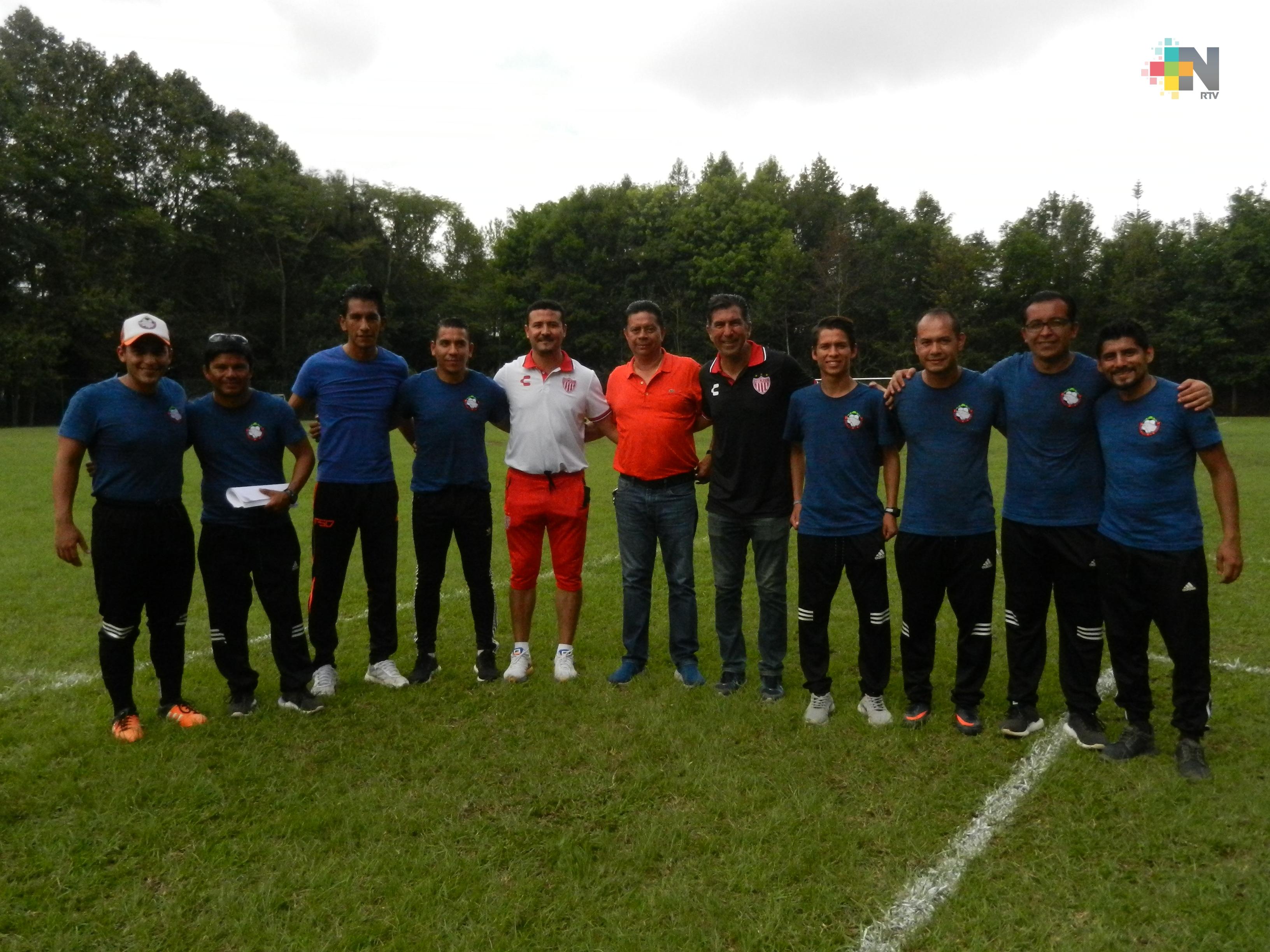 Son 11 xalapeños los elegidos por Club Necaxa de Liga MX