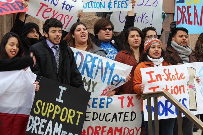 Cámara baja de EUA aprueba ley a favor de «dreamers»