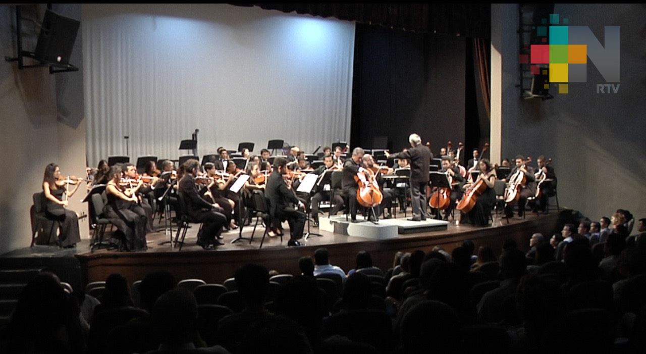 Inicia la segunda temporada de la Orquesta Filarmónica de Boca del Río