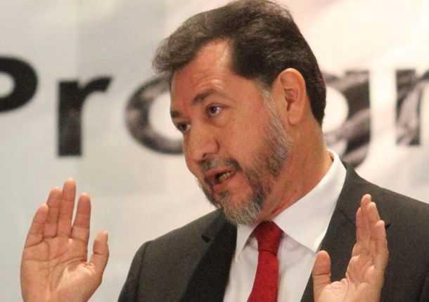 Diputado Gerardo Fernández califica de perversa alianza PRI/PAN/PRD