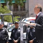 La seguridad pública es prioridad, invertiremos más de 600 mdp en equipamiento este año: Gobernador Yunes