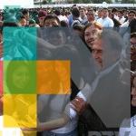 Convive el gobernador Yunes con jóvenes y les reitera que es prioridad su educación
