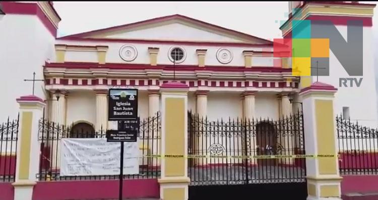 En 2018 restaurarán templos religiosos afectados por sismos en Córdoba