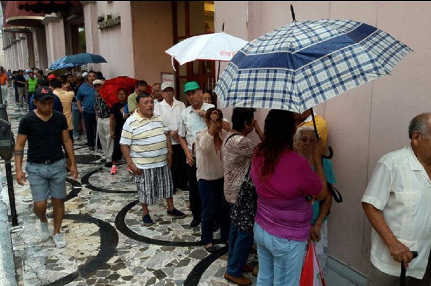 Julio y agosto con déficit de lluvias en Veracruz