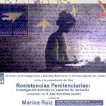 """Presentan el libro """"Resistencias penitenciarias"""" Ciesas Golfo"""