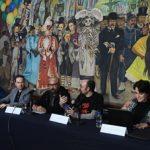 Los monstruos y su magnetismo fueron motivo de charla en el Museo Diego Rivera