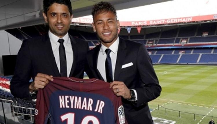 """Neymar cambia de casa en París por """"motivos de seguridad"""""""