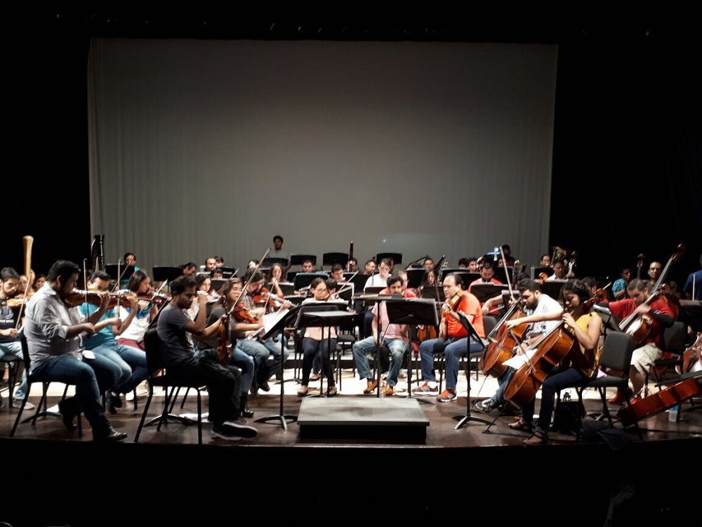 Violinista Philippe Quint se presentará este viernes con la Orquesta Filarmónica de Boca del Río