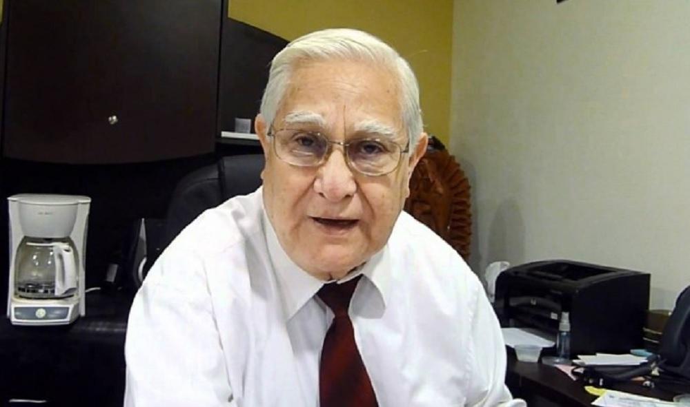 Muere cronista Roberto Hernández Junior a los 79 años