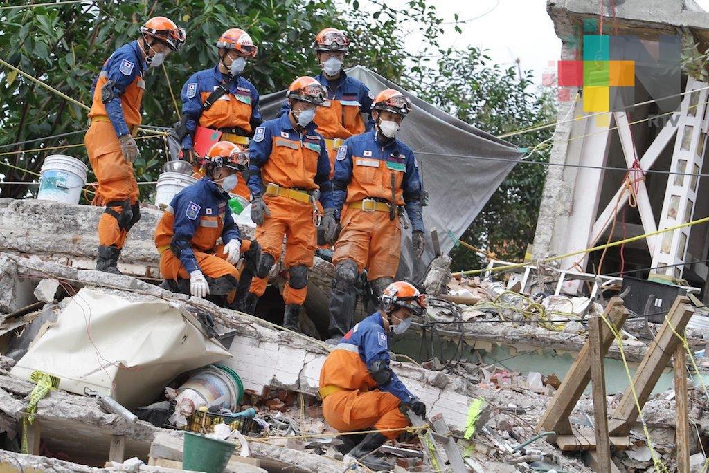 El mundo se solidariza con México por sismo
