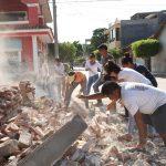 Guterres ofrece a México la colaboración de la ONU tras el terremoto