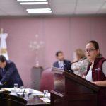 Plantea Tanya Carola evaluación obligatoria al Programa de Investigación Científica