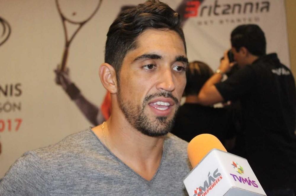 """Confirma participación """"Tiburón"""" Ramírez en la Copa Valentín Ruiz Obregón 2017"""