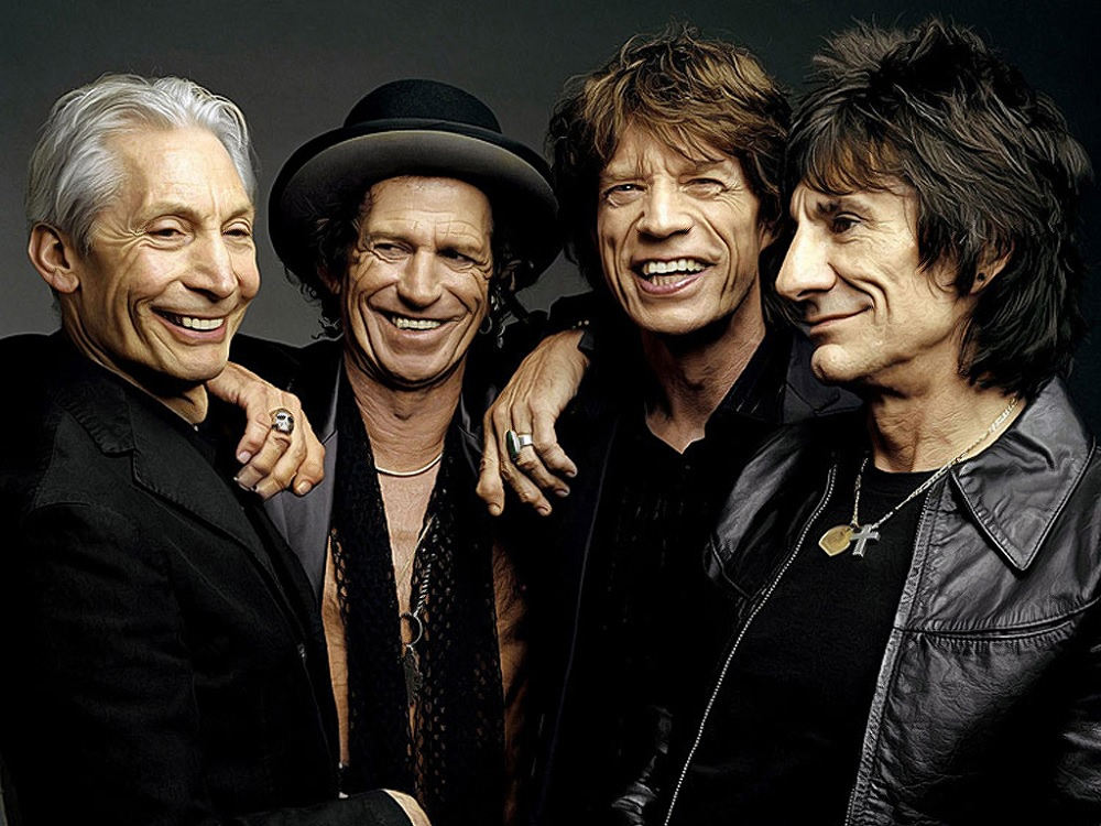 The Rolling Stones lanzará material inédito con Bob Dylan