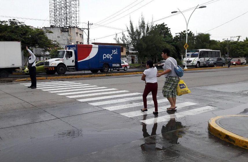 Por alerta preventiva de COVID-19, cerrarán 15 cruces viales del municipio de Veracruz