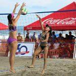 Playa Santa Ana sede del Tour Mexicano de Voleibol de Playa