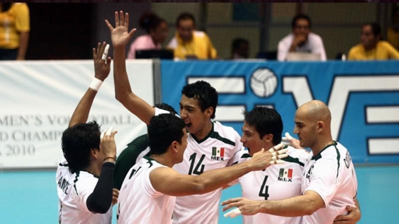 México va por pase a Mundial de Voleibol en Italia del próximo año