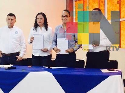 ICATVER e Instituto Superior de Pánuco firman convenio de colaboración