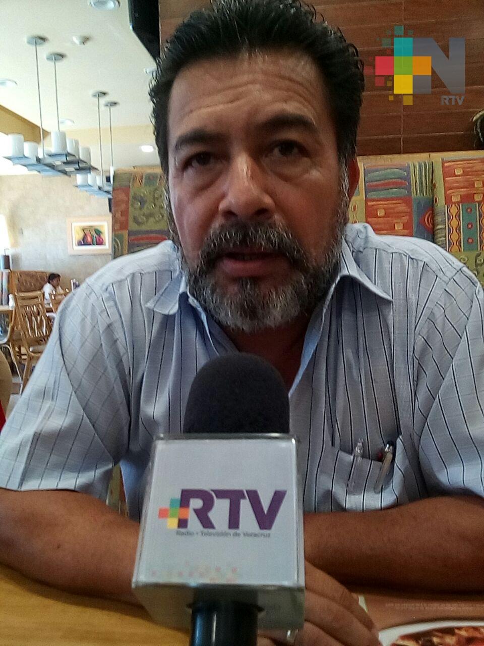 Martín González Trejo nuevo presidente del CCE en el sur de Veracruz
