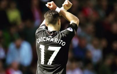 """""""Chicharito"""" por cuestiones de directivas no siguió en Real Madrid"""
