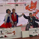 Suma Veracruz seis oros más en atletismo Paralimpiada Nacional