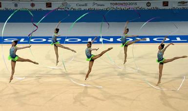 Alistan gimnastas Campeonato Panamericano en Daytona Beach