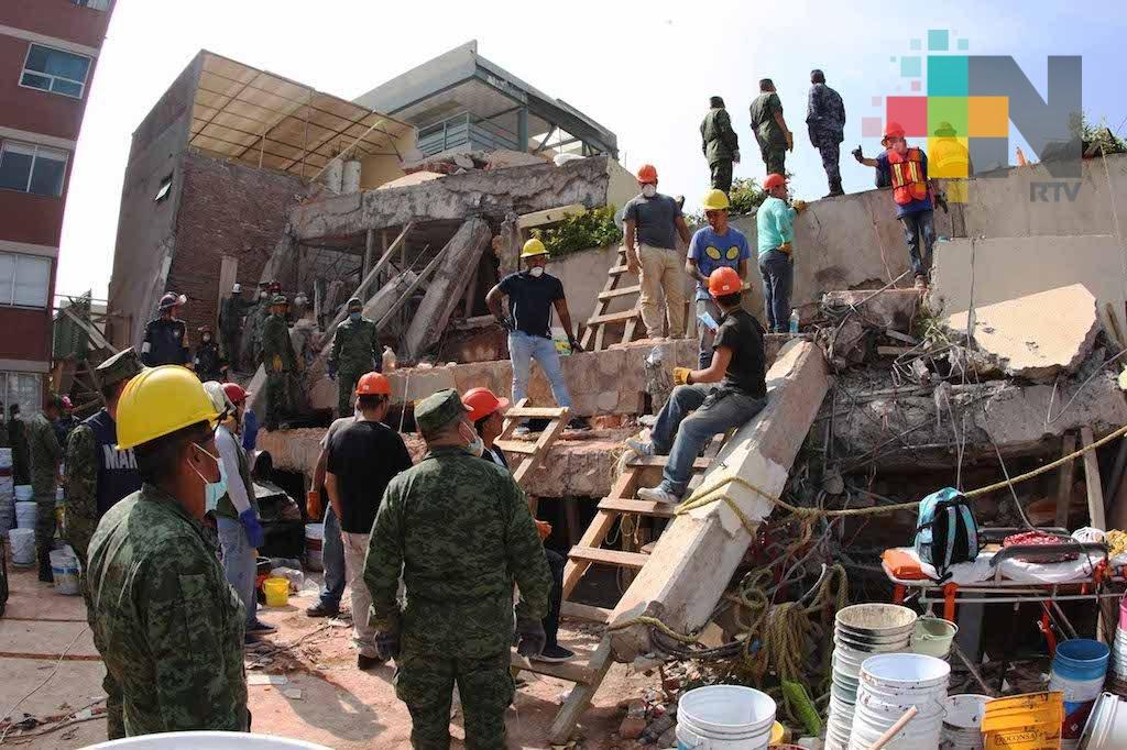 México recibe la ayuda ofrecida por Brasil en atención al sismo del 19 de septiembre