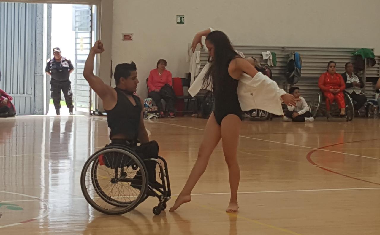 Van 10 seleccionados al Mundial de Danza Deportiva sobre Silla de Ruedas 2017