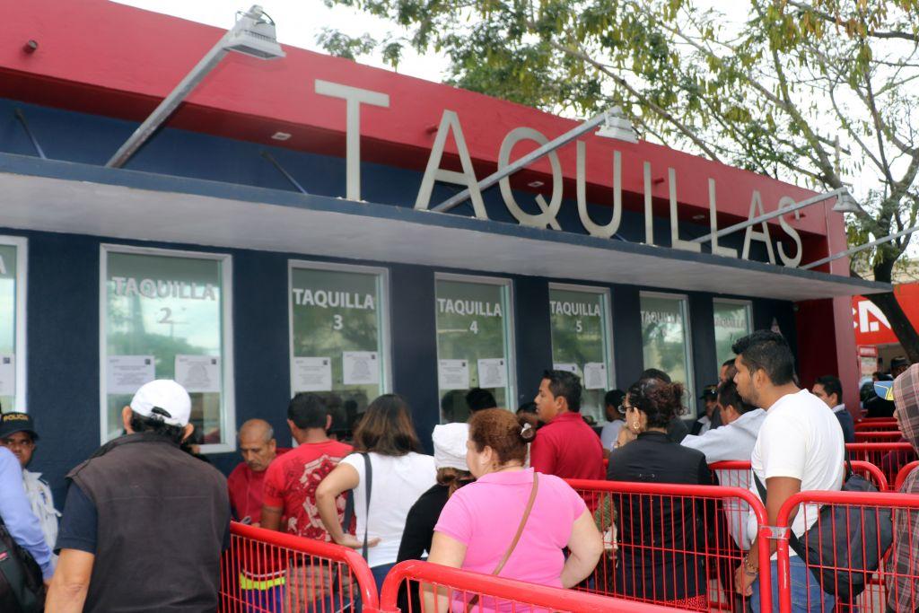 Salen a la venta los boletos para el Tiburones Rojos de Veracruz vs Chivas