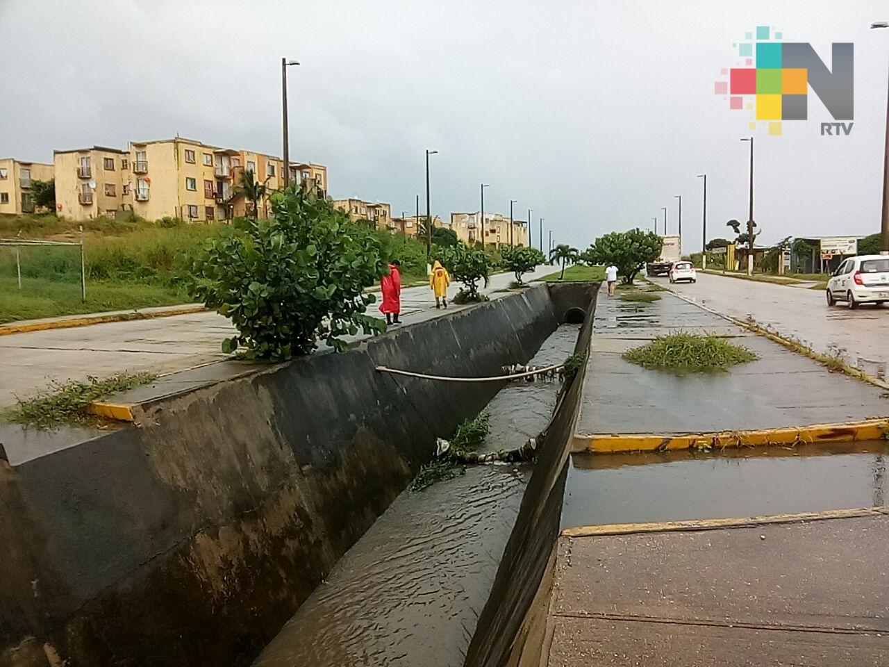 Necesario que se clausuren descargas de drenaje en Coatzacoalcos