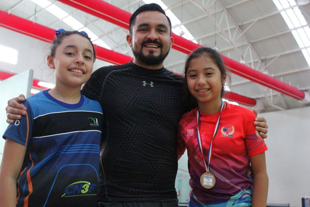 Tenimesista veracruzana presume medalla latinoamericana