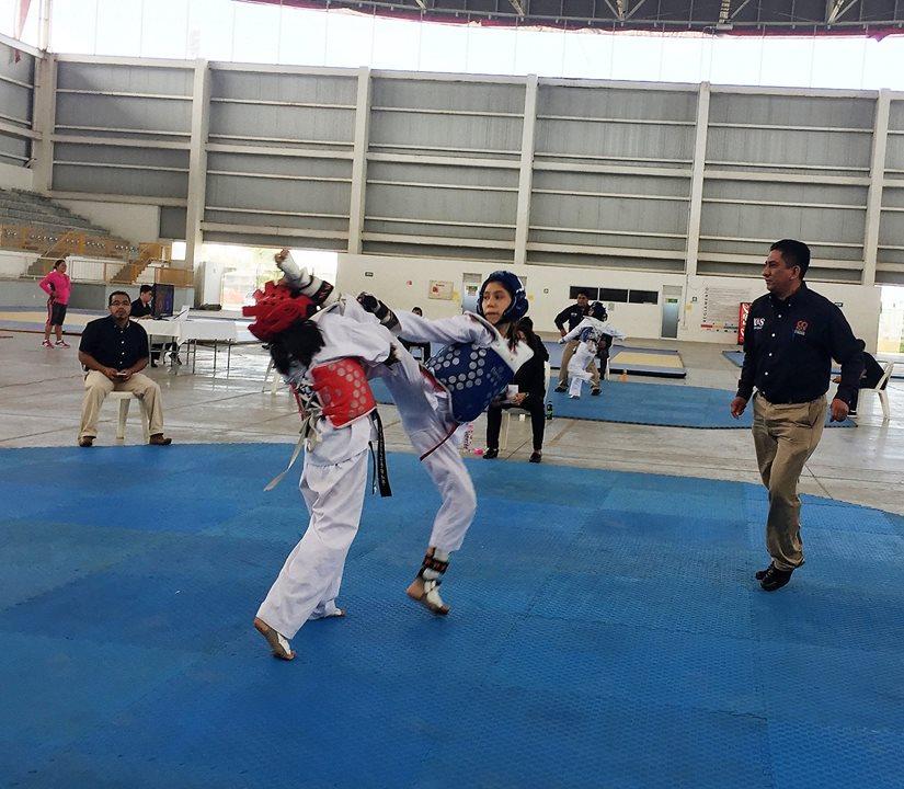 Taekwondoínes buscan un cupo en Selección que asistirá a Barranquilla 2018