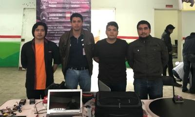 Alumnos de la UTSV participan en la Primer Olimpiada Mexicana de Tecnología 2017