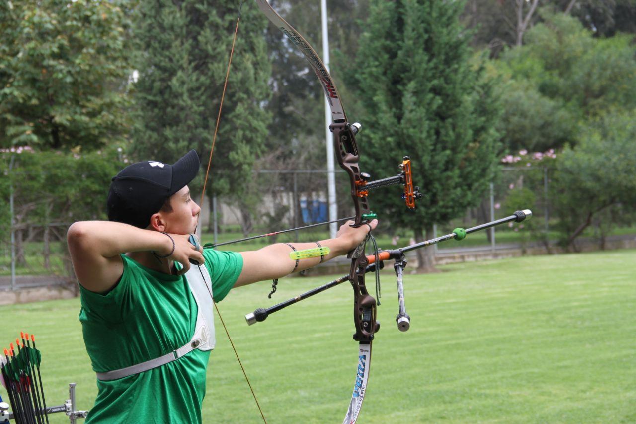 Flechas mexicanas rumbo al Mundial Juvenil de Tiro con Arco