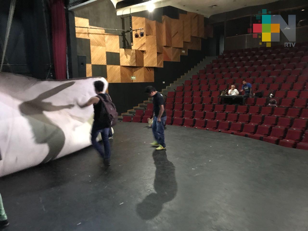 Inicia el XXVI Festival de Teatro Universitario de la UV
