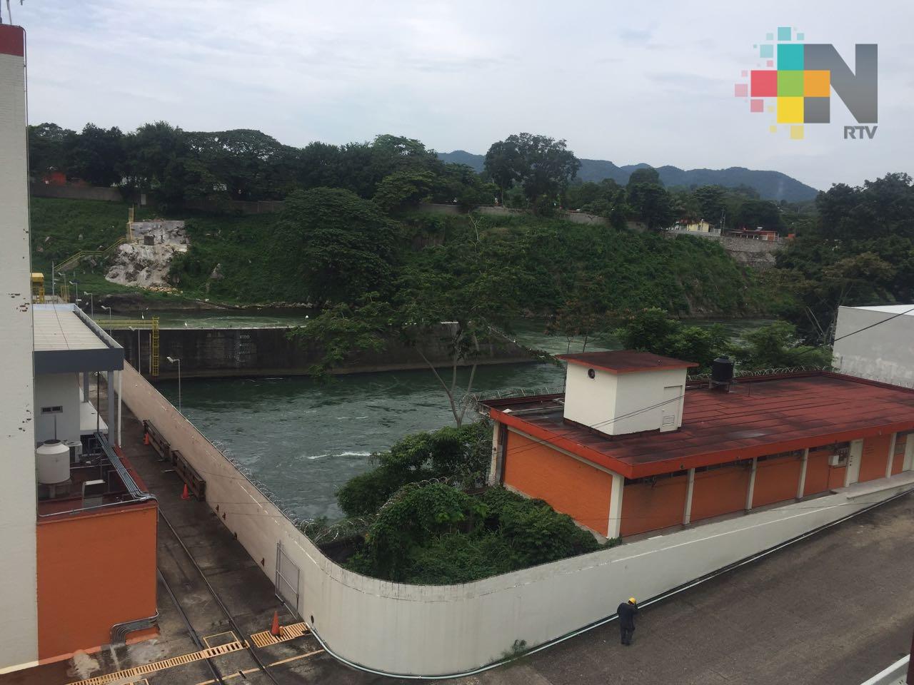 Presa Temaxcal de Oaxaca no representa peligro para Veracruz