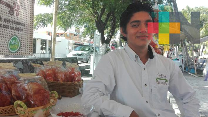 Promueve empresario veracruzano el consumo de la malanga
