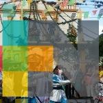 Con ofrendas y danzas celebran a San Francisco de Asís, en Actopan